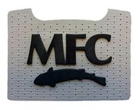 MFC Boat Box Drying Foam Patch - Grey with Black Logo